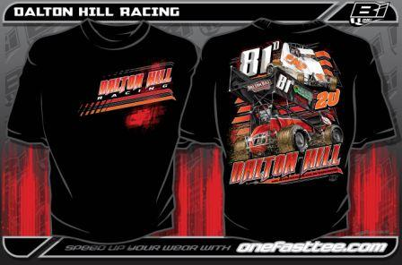Dalton Hill Racing T-Shirt